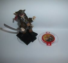 Disney Infinity 2.0 Cursed Pirate Gold Costume & Jack Sparrow Figure Character