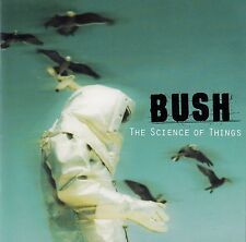 BUSH : THE SCIENCE OF THINGS / CD - TOP-ZUSTAND