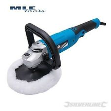 1200W Sander Polisher Mop Buffer Paint automotive car boat G3 Silverline 264569