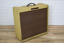 Fender Bassman 59 Reissue tube guitar amp combo awesome used tweed amplifier