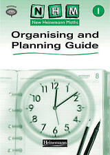 New Heinemann Maths Year 1, Organising and Planning Guide 9780435167479, NEW