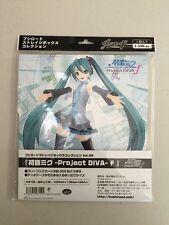 Bushiroad Project Diva-f Hatsune Miku Storage Box Yugioh Weiss MTG FOW Pokemon