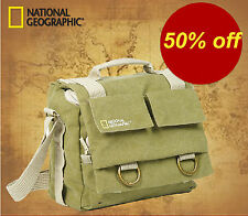 National Geographic NG 2346 Earth Explorer Midi Messenger Bag Camera Bag 46Y