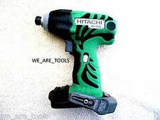 New Hitachi WH18DL 18V Cordless 1/4 Impact Driver 18 Volt Drill,Battery Operated