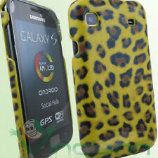 Custodia back cover LEOPARDO per Samsung Galaxy S i9000 i9001 Plus