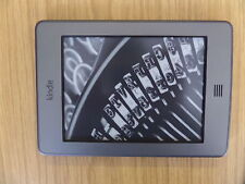 Amazon Kindle Touch 4th Generation 4GB, Wi-Fi, 6in - Silver D01200