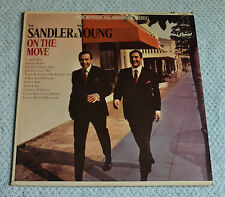 """On The Move / Sandler & Young / Capitol Records 12""""LP"""