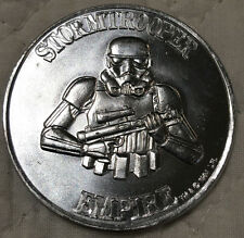 Star Wars Kenner Vintage POTF 1985 Coin STORMTROOPER EMPIRE CAT.II  2