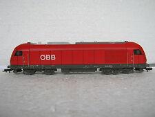 Digital Trix HO/DC 22081 Diesel Lok BR 2016 082-6 ÖBB (CM/149-67S7/2)