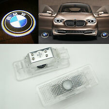 2x Ghost Shadow Projector Laser led light door Logo Courtesy for BMW X5 E39
