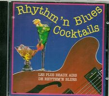 CD COMPIL 13 TITRES--RHYTHM'N BLUES COCKTAILS / LES PLUS BEAUX AIRS