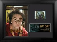 "HARRY POTTER Chamber of Secrets 2002 FRAMED MOVIE PHOTO and FILM CELL 5"" x 7"""