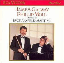 James Galway (flute) and Philip Moll (piano) in Dvorak Sonatina op. 100 (edited