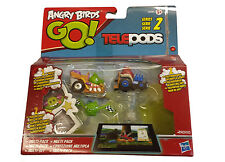Angry Birds Go Kart multi figurine Pack TELE gousses multi pack série 2