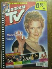 PROGRAM TV 48 (26/11/99) NICOLE KIDMAN JEAN RENO