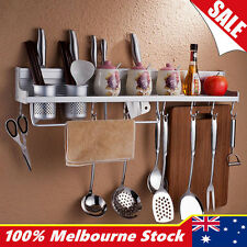 Multifunction Kitchen Pantry Storage Rack Organizer Knife Holder Spice Shelf New