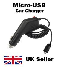 NEW MICRO USB IN CAR PHONE CHARGER POWER CABLE LEAD FOR SAMSUNG GALAXY S4 S3MINI