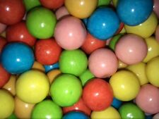 Multicolour Bubble Gum Balls 1kg Bulk Kids Party Sweets