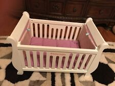 Bitty Baby Sweet Dreams Crib Bed by American Girl *Discontinued*