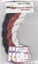 10%Off Dinky Dyes Threads for Mani di Donna design Hornbook Series 3-Halloween