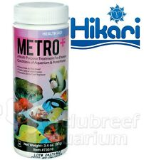 Metro + Plus Hikari Multi Purpose Powder Fish Disease Medication 3.4oz(97g)