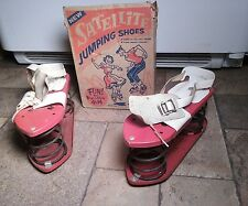 Vintage 1950s Satelite Jumping Shoes