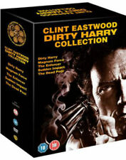 CLINT EASTWOOD DIRTY HARRY - Movies 1-5 Collection Boxset BRAND (NEW DVD R4)