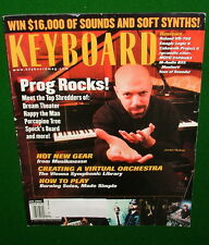 2003 Vienna Strings, Roland VR-760, Cakewalk Project 5, Keyboard Magazine