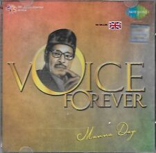 MANNA DEY - VOICE FOREVER - NEW BOLLYWOOD SOUND TRACK CD - FREE UK POST