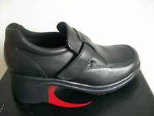 New boxed Start-rite black leather shoes size 5.5G UK - 38.5 EU