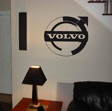 Volvo Logo Emblem Wall Art Sticker Decal 26