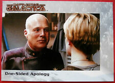Battlestar galactica-premiere edition-carte #65 - one-sided excuses