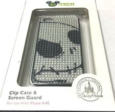 Disney Parks D-Tech Jack Skellington Bling Rhinestone iPhone 4/s Case Holder