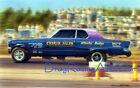 Charlie Allen's 67 Dodge Dart FX Drag Racing Art Print