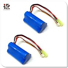 2X BATTERY 11.1V 1500mAh For FXD A68690 RC HELICOPTER SPARE PARTS A68690-031