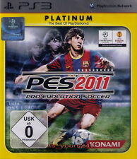 Pro Evolution Soccer 2011 PES Platinum | Deutsche Version | PS3 NEU & OVP