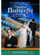 Madame Butterfly: Torre Del Lago (Domingo)  DVD