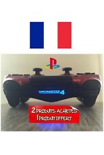 stickers uncharted 4 lightbar manette ps4 led controller