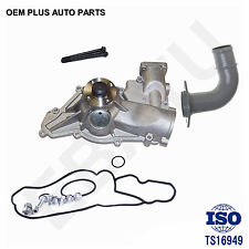 Water Pump fit Ford E F Series Diesel 7.3L Powerstroke 96-03
