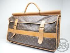 AUTH PRE-OWNED LOUIS VUITTON VINTAGE MONO SAC GIBIER HUNTING BAG No.83 #160526