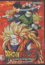 DRAGON BALL Z DVD LA SAGA DE MAJIN BUU En Español SPANISH 89 EPISODIOS NEW