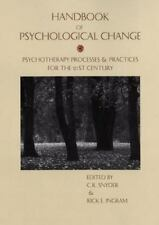 Handbook of Psychological Change : Psychotherapy Processes & Practices