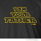 I AM YOUR FATHER FUNNY STAR WARS STYLE GOD JESUS CHRISTIAN Mens T-Shirt Tee Gift