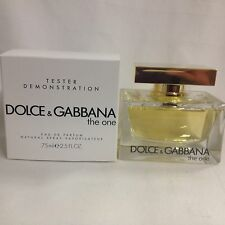 The One by Dolce & Gabbana 2.5 OZ EDP Spray NEW IN WHITE BOX THE ONE D&G Women