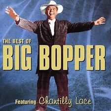 The Best of Big Bopper New CD