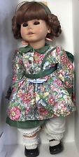 "Engel Puppe Doll - ""Margarethe"" Made In Germany - Limited Edition"