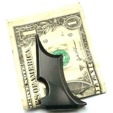 Trendy Mens Stainless Steel Batwing Bat Slim ID Cash Money Clip Holder Magnetic