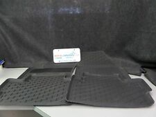 Genuine Volvo S40 V40 Off Black All Weather Floor Mats OE OEM 30618364