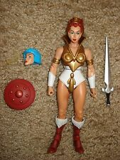 MOTUC MOTU Classics TEELA pilot figure from Point Dread Talon Fighter set loose