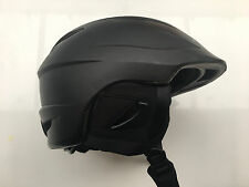 Large Giro Seam Men's Ski Snowboard Freeride Helmet Matte Black
